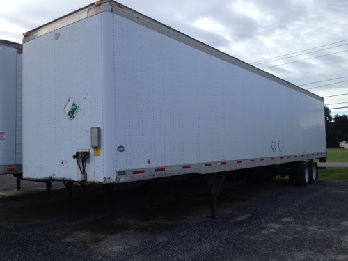 Storage Trailers For Sale >> 53 And 48 Storage Trailers For Sale And For Rent